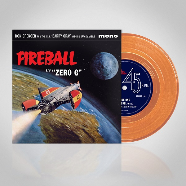 Fireball XL5 Vinyl