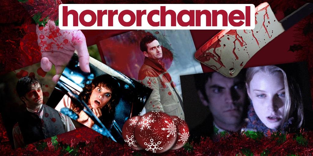 Horror Channe; December Banner