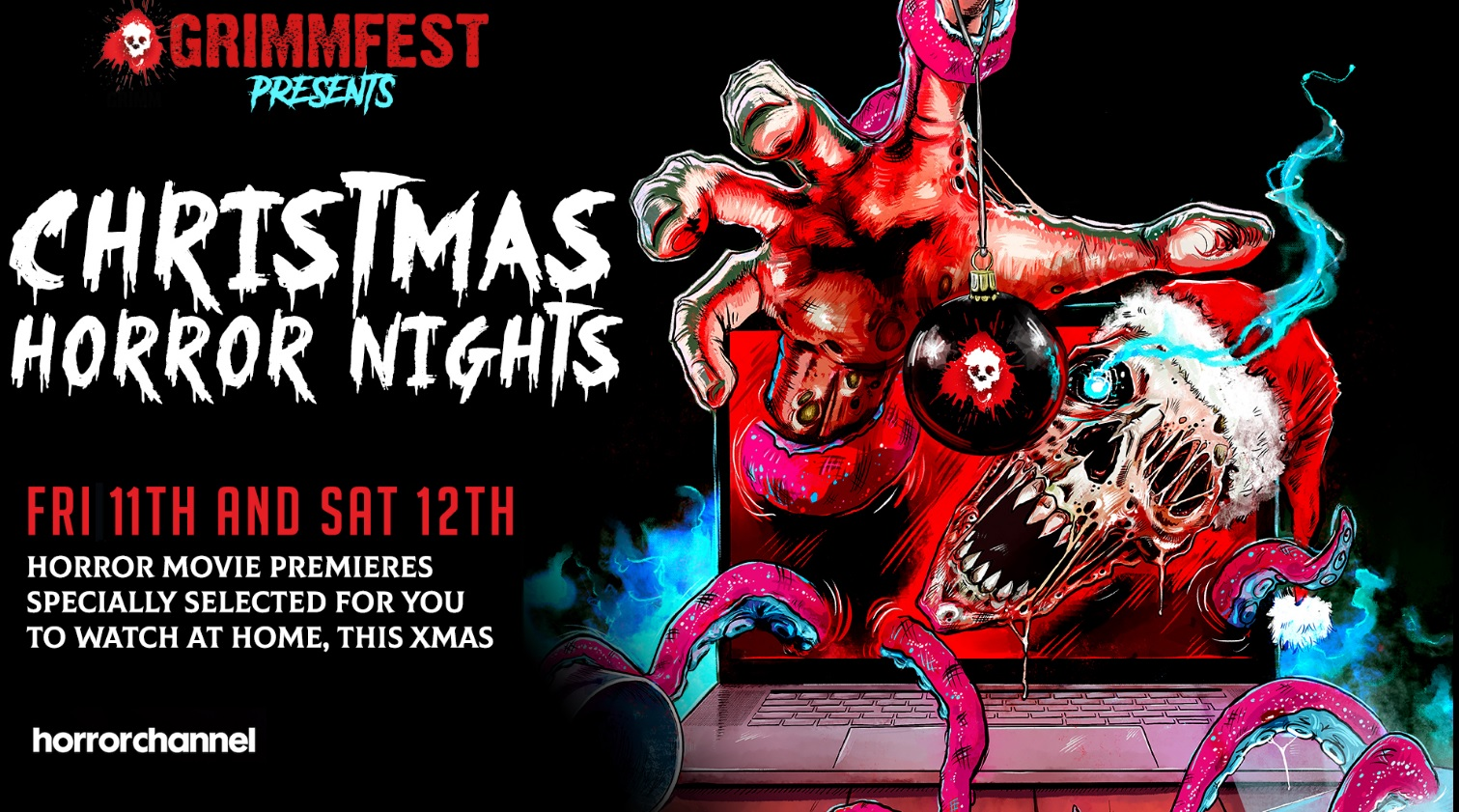 Christmas Nights Poster