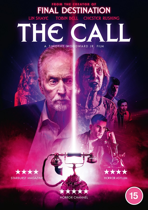 The Call DVD cover
