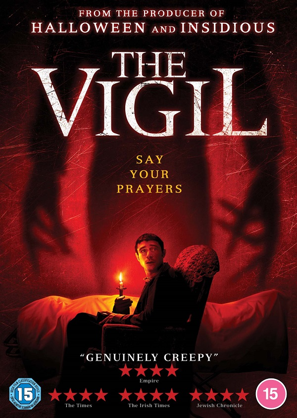 The Vigil Cover
