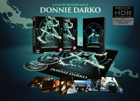Donnie Darko Exploded pack shot