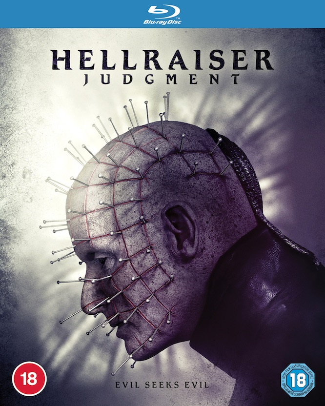 Hellraiser Judgment Blu-ray 2D