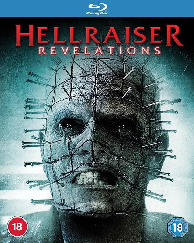 Hellraiser Revelations Blu-ray 2D