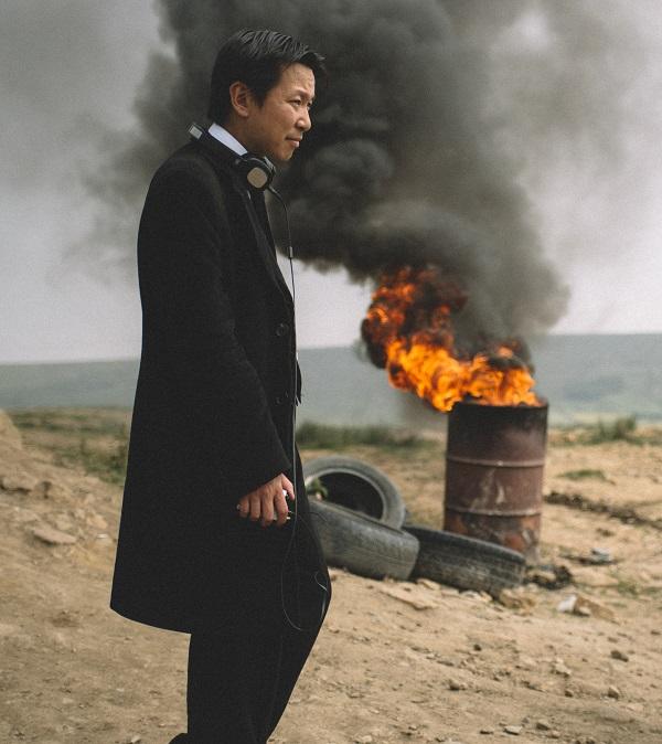 Director Chee Keong Cheung