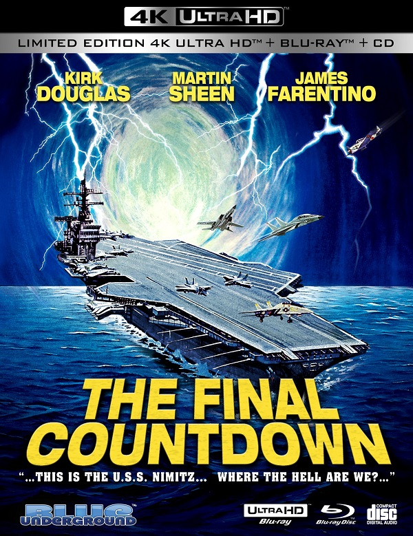 The Final Countdown Cover