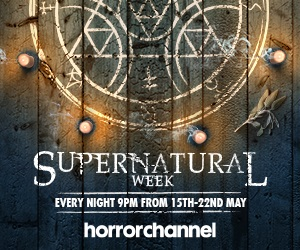Supernatural Week-logo