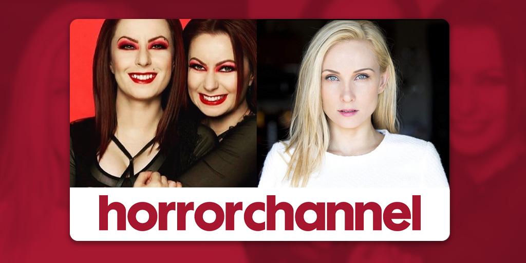 Horror Channel - June PR banner