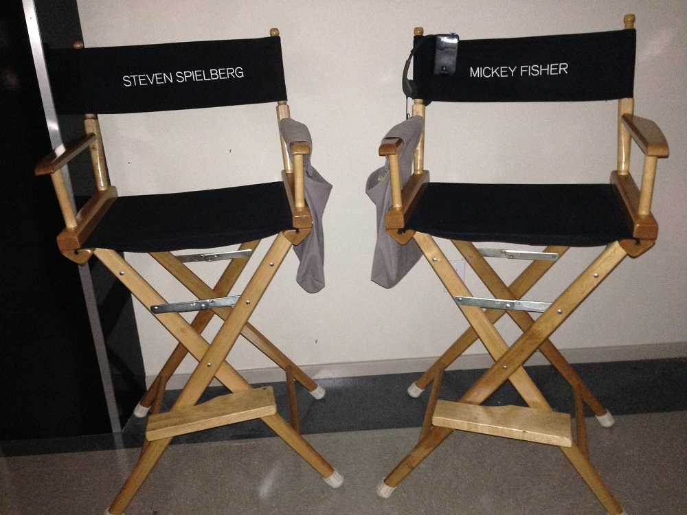 Mickey Fisher chairs