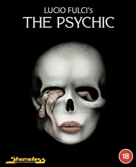 The Psychic Bluray cover
