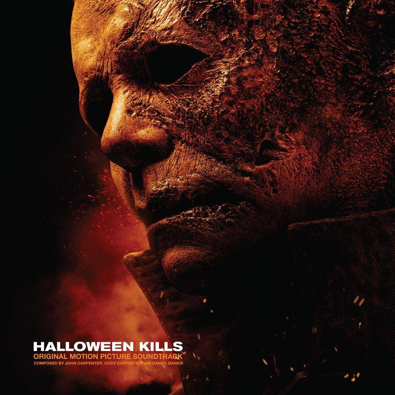 Halloween Kills Album Cover