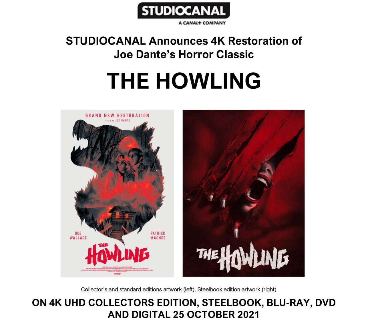 The Howling Cover
