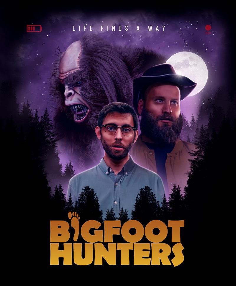 Bigfoot Hunters - Poster