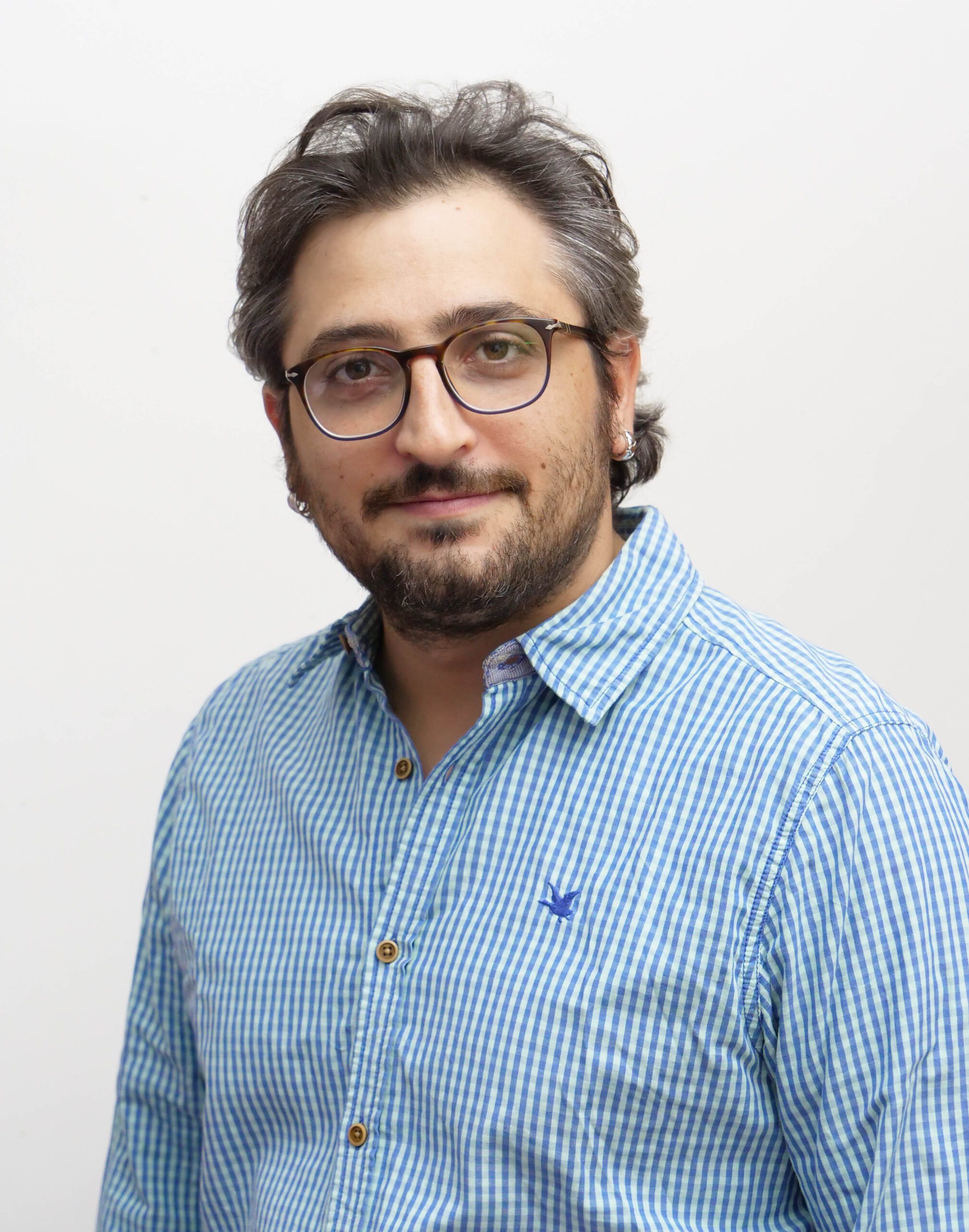 Francesco Erba As In Heaven director