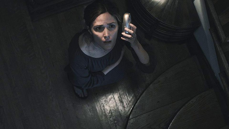 Insidious on Horror - watch on Sky 317 Virgin 149 Freeview