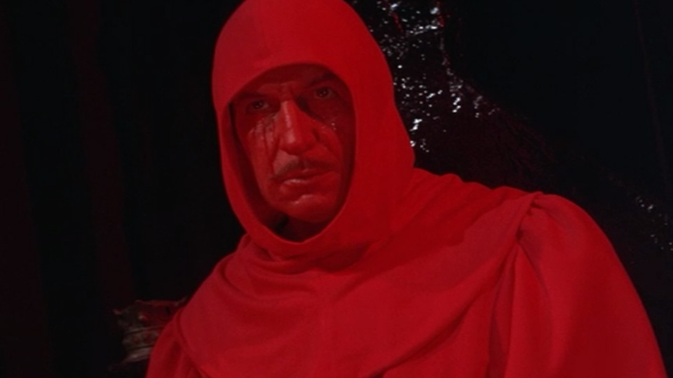 Masque of the Red Death 1964